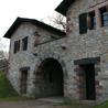 November 14th 2008, Bad Hombourg (Germany). A beautiful building, old entry of the Roman fort.