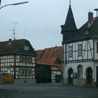 November 15th 2008, on the way to Niederkleen (Germany). A village with beautiful houses.