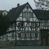 November 15th 2008, on the way to Niederkleen (Germany). A beautiful house.